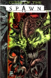 Couverture de Curse of the Spawn (1996) -20- Dark myth