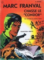 Les franval -8- Marc Franval chasse le condor