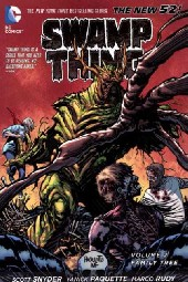 Swamp Thing (2011) -INT02- Family tree