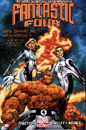 Fantastic Four (2013) -INT01- New departure, new arrivals