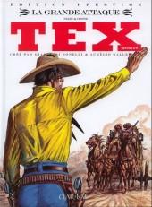Tex (Spécial) (Clair de Lune) -6- La grande attaque