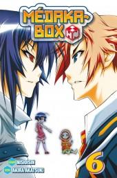 Medaka-Box -6- Volume 6