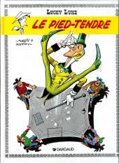 Lucky Luke -33d98- Le Pied-Tendre