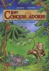 Lost conquistadores -1- La bible au trésor