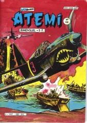 Atemi -156- L'aigle vole bas