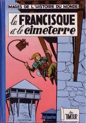 Les timour -11- La francisque et le cimeterre