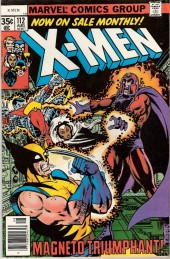 Uncanny X-Men (The) (Marvel comics - 1963) -112- Magneto triumphant!