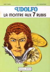 Udolfo -1- La Montre aux 7 rubis