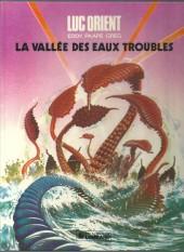 Luc Orient -11d- La vallée des eaux troubles