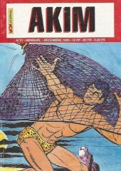Akim (2e série) -21- Les ombres de cristal