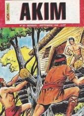 Akim (2e série) -30- L'ermite du mont solitaire