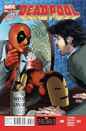 Deadpool (2013) -7- Drinking Game