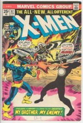 Uncanny X-Men (The) (1963) -97- My brother, my enemy