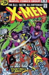 Uncanny X-Men (The) (1963) -98- Merry Christmas, X-Men: the Sentinels have returned
