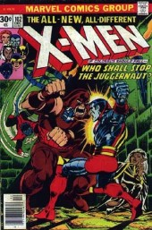 Uncanny X-Men (The) (1963) -102- Who will stop the Juggernaut ?