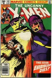 Uncanny X-Men (The) (Marvel comics - 1963) -142- Everybody dies