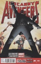Uncanny Avengers (2012) -3- Skull & Bones