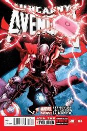 Uncanny Avengers (2012) -4- Uncanny Avengers 4