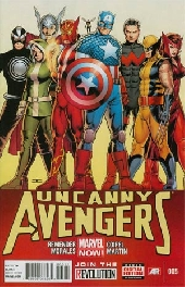 Uncanny Avengers (2012) -5- Let The Good Times Roll