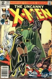 Uncanny X-Men (The) (Marvel comics - 1963) -145- Kidnapped