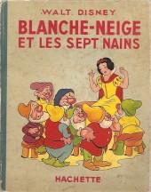 Walt Disney (Hachette) Silly Symphonies -13- Blanche-Neige et les sept nains