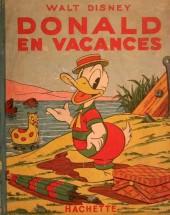 Walt Disney (Hachette) Silly Symphonies -24- Donald en vacances