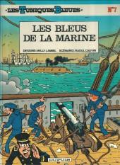 Les tuniques Bleues -7c1986- Les bleus de la marine