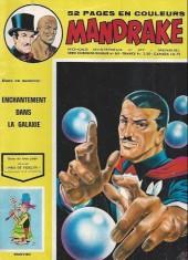 Mandrake (1e Série - Remparts) (Mondes Mystérieux - 1) -417- Enchantement dans la galaxie