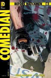 Before Watchmen: Comedian (2012)