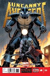 Uncanny Avengers (2012) -6- The Apocalypse Twins (Part One)