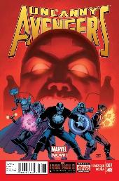 Uncanny Avengers (2012) -7- The Apocalypse Twins (Part 2)