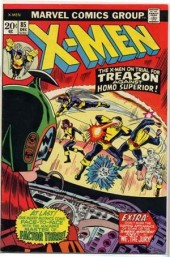 Uncanny X-Men (The) (Marvel comics - 1963) -85- We, the jury