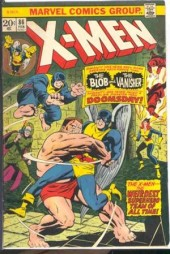 Uncanny X-Men (The) (1963) -86- The sinister shadow of... Doomsday
