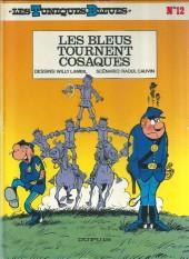 Les tuniques Bleues -12b1984- Les Bleus tournent cosaques