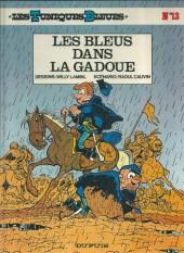 Les tuniques Bleues -13b1984- Les bleus dans la gadoue
