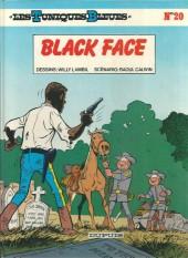 Les tuniques Bleues -20b1984- Black Face