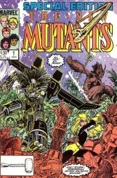 New Mutants (The) (1983) -SE1- Home is where the heart Is