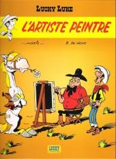 Lucky Luke -69a12- L'artiste peintre