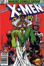 Uncanny X-Men (The) (Marvel comics - 1963) -AN06- Blood feud