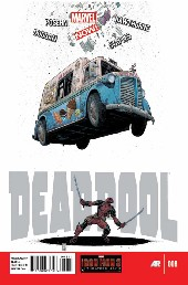 Deadpool (2013) -8- Running With The Devil