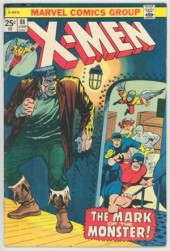 Uncanny X-Men (The) (1963) -88- Mark of the monster (The)