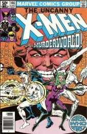 Uncanny X-Men (The) (Marvel comics - 1963) -146- Murderworld