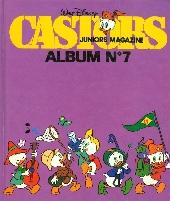 (Recueil) Castors juniors magazine -7- Album N°7
