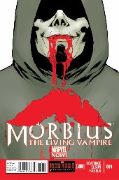 Morbius, The Living Vampire (2013) -4- Morbius, The Living Vampire 4