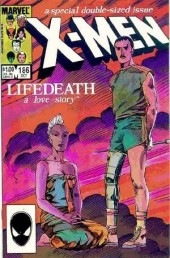 Uncanny X-Men (The) (1963) -186- Lifedeath