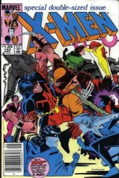 Uncanny X-Men (The) (Marvel comics - 1963) -193- Warhunt 2