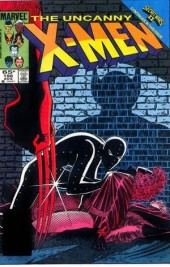Uncanny X-Men (The) (Marvel comics - 1963) -196- What was that ?