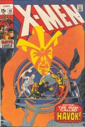 Uncanny X-Men (The) (1963) -58- Mission : murder