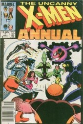 Uncanny X-Men (The) (Marvel comics - 1963) -AN07- Scavenger hunt