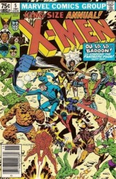 Uncanny X-Men (The) (Marvel comics - 1963) -AN05- Ou, la la badoon